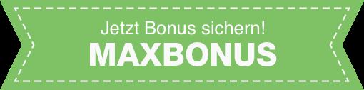 Angebotscode MAXBONUS