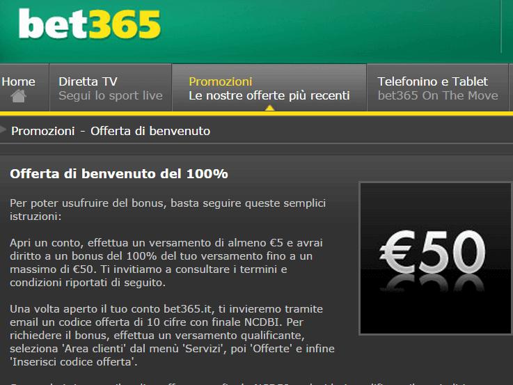 bet365 bonus umsetzen
