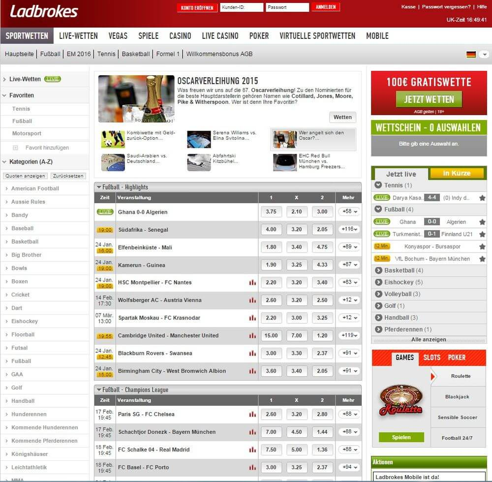 ladbrokes.com aktionscode