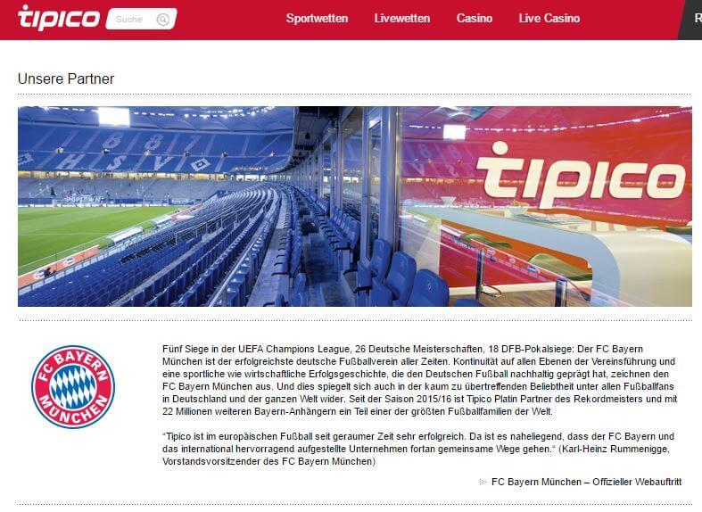 Übersicht über die Online-Sicherheit von Tipico