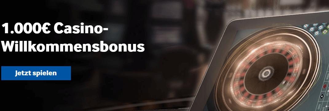 BetWay Online-Casino-Test - Wie Du Dir 1000 € Bonus Sichern Kannst