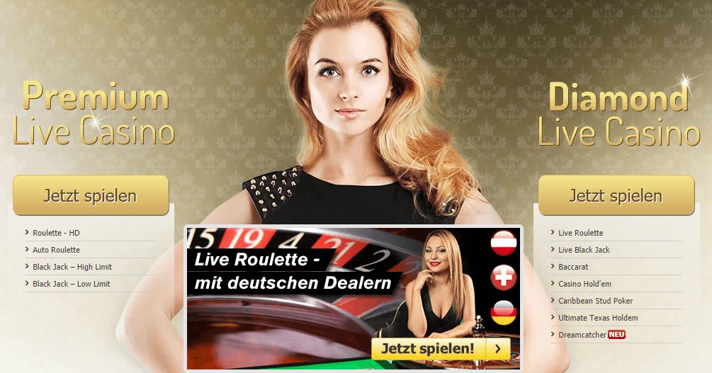 Live Casino | Casino.com Österreich