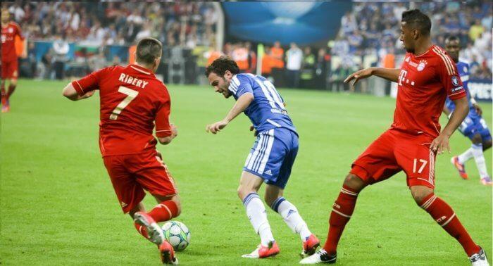 Champions League Quoten FC Bayern gegen FC Chelsea