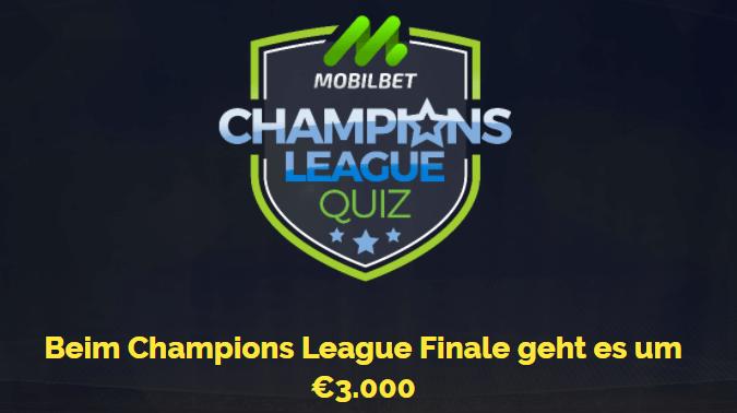 Mobilebet Champions League Quoten Finale