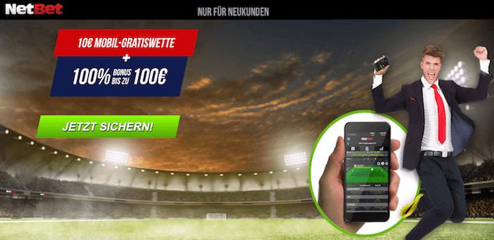 Netbet Bonus Code Sport
