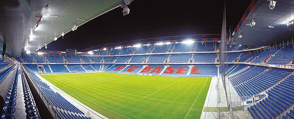 Europa Leage Live FC Basel