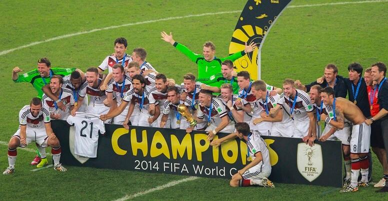 WM 2018 Deutschland