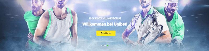 Unibet bonus 2018