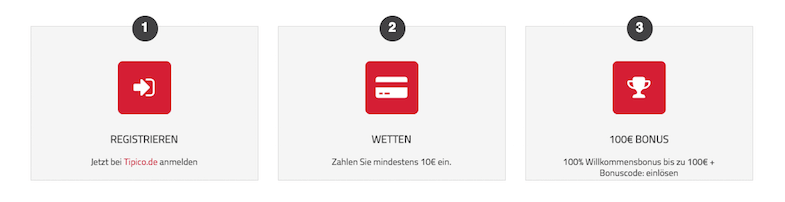 Tipico Bonus Code Deutschland