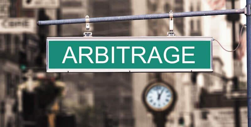 Arbitrage Wetten
