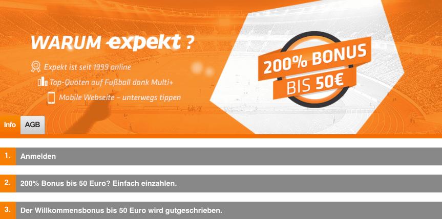 expekt-bonus